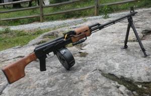 Romanian RPK